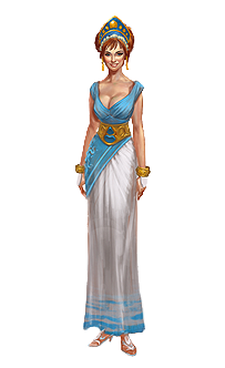 Ancient Outfit Female